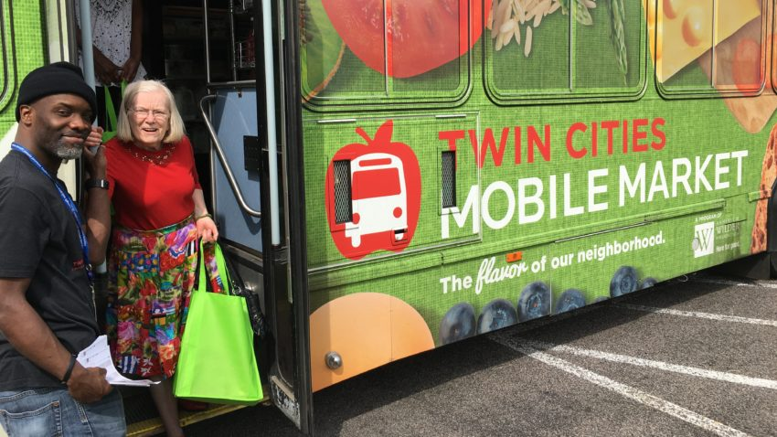Image for February Positive Change: Twin Cities Mobile Market