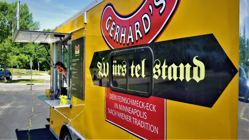 Image for Local Profile: Gerhard's Brats