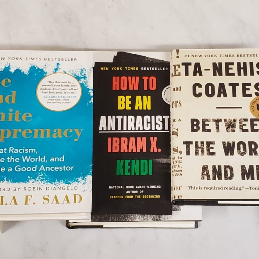 Image for Anti-racism Book Recommendations