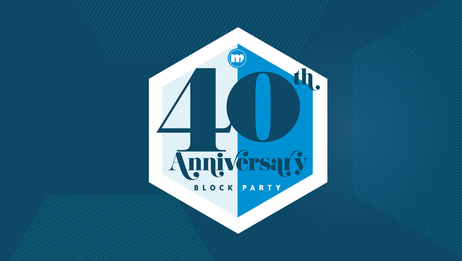 Image for 40th Anniversary Block Party