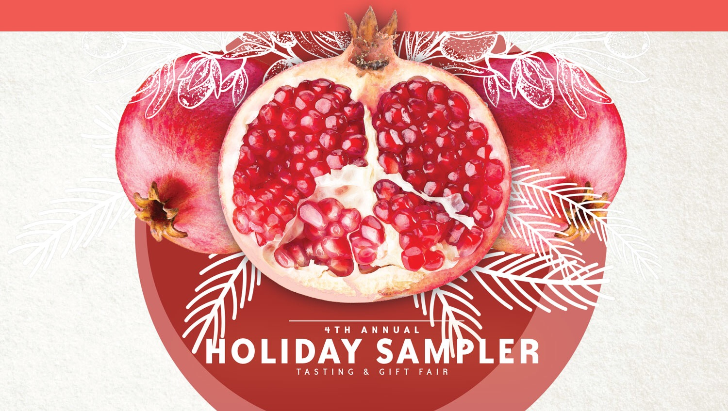 Image for 4th Annual Holiday Sampler: Tasting & Gift Fair