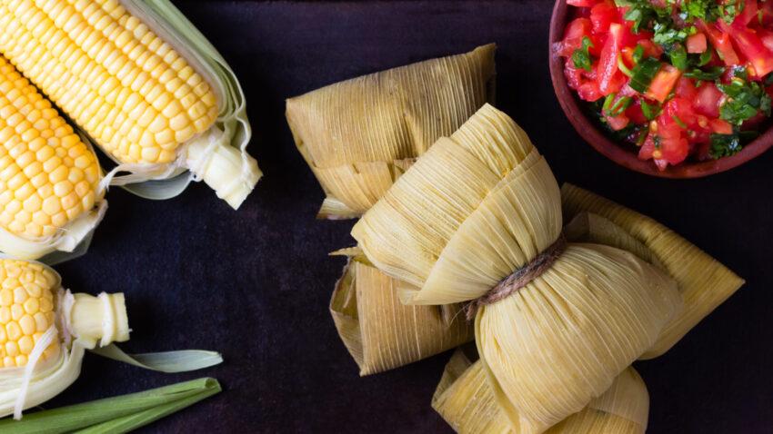 Image for Ecuadorian Humitas