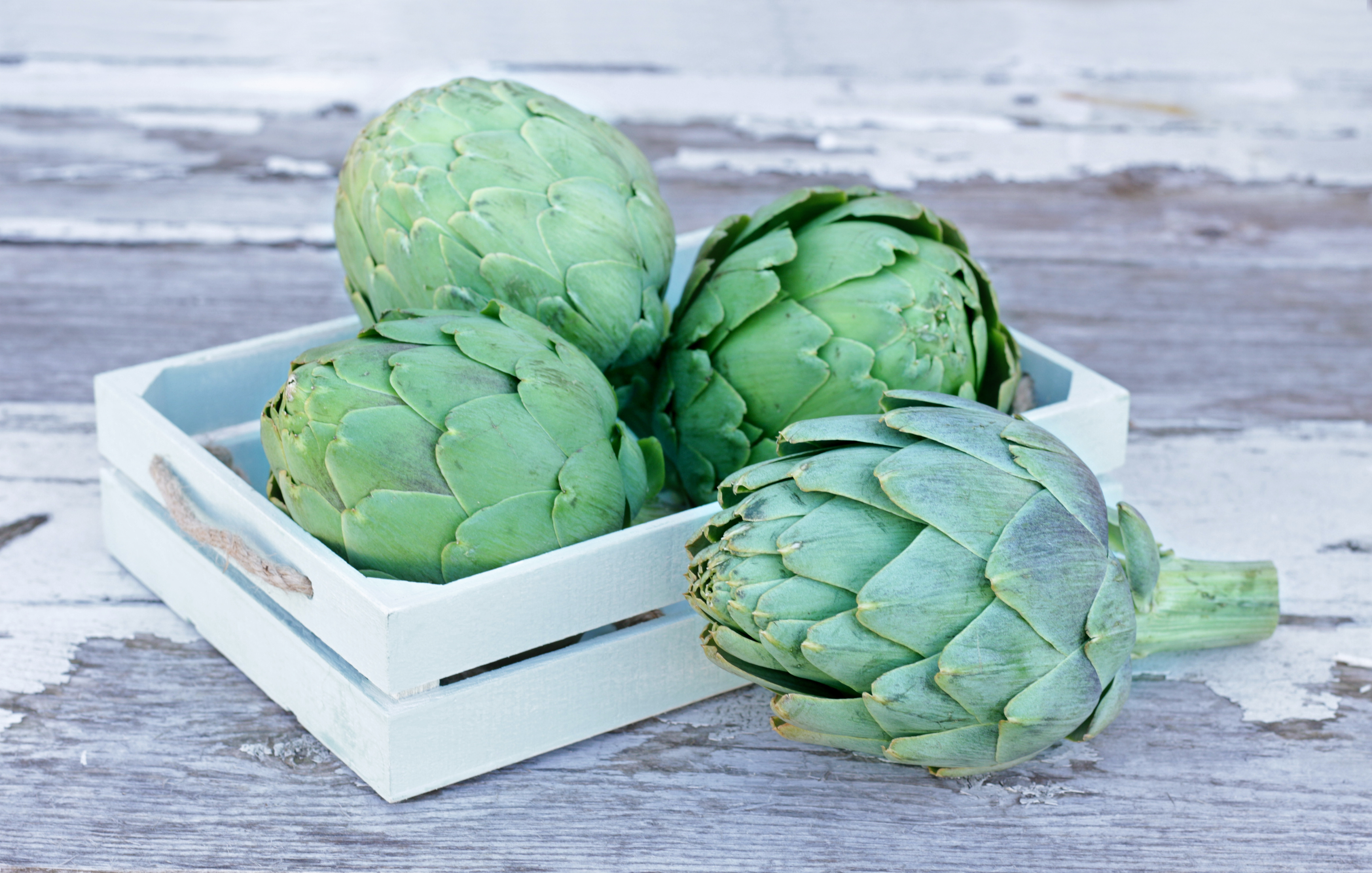 Image for Raw Artichoke & Herb Salad