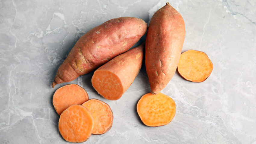 Image for Grow Your Own Sweet Potatoes