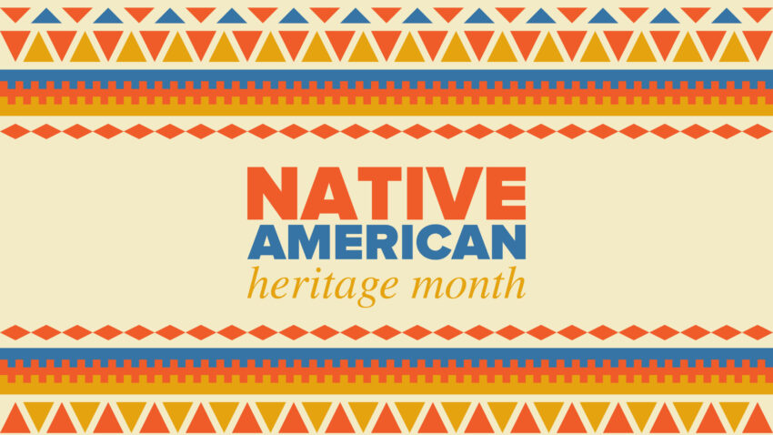 Image for Recognizing Native American Heritage Month