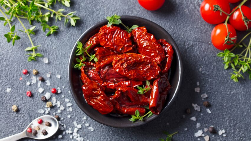 Image for Oven-Dried Tomatoes