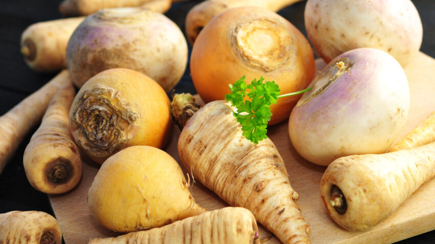 Image for Root Veggies: A Bounty of Options at the Co-op