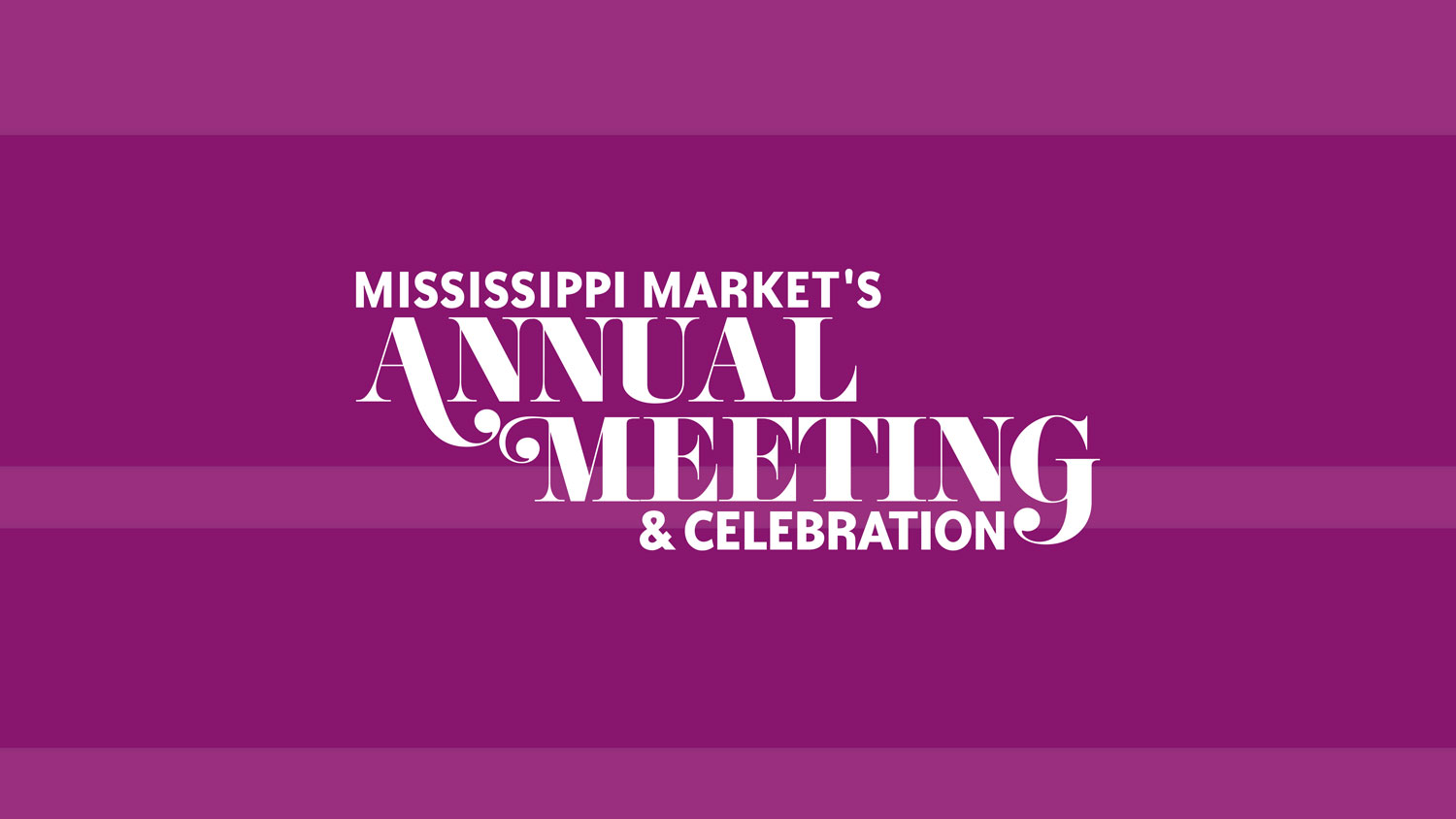 Image for Annual Meeting & Celebration