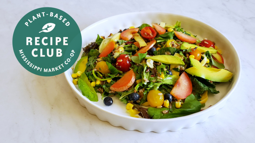 Image for Wild Rice Summer Salad