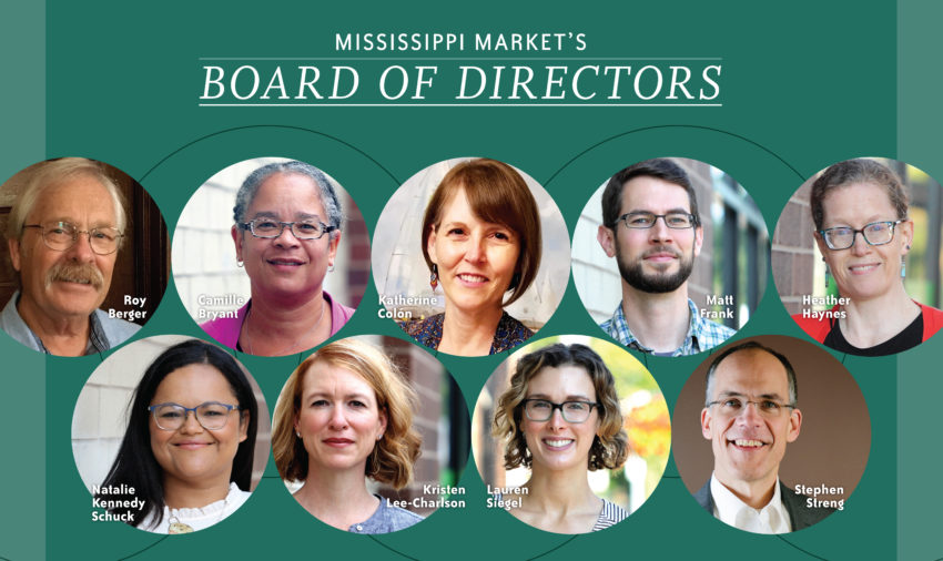Image for 2019 Board of Directors Election