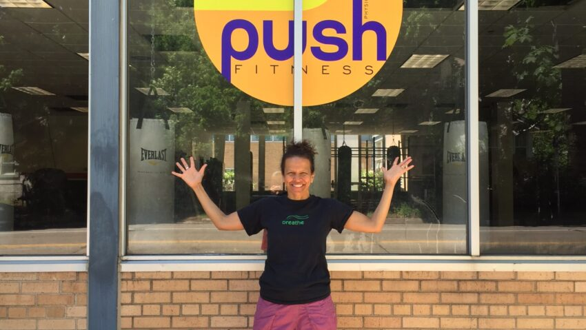 Image for Community Partner Profile: PUSH Fitness