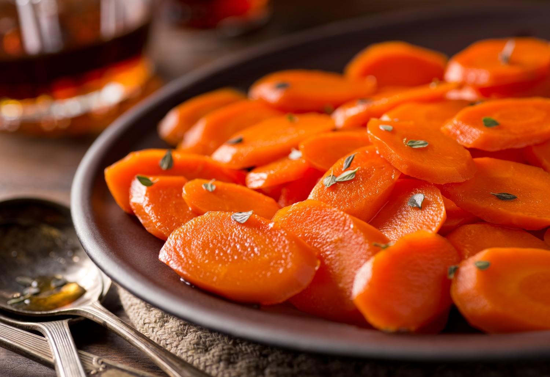 Image for Honey Glazed Carrots