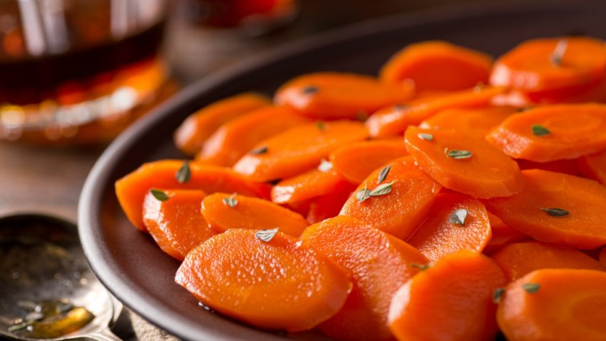 Image for Honey Glazed Carrots
