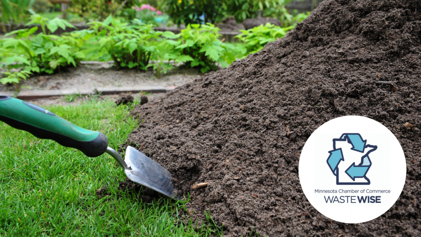 Image for Plate to Garden Compost Pickup