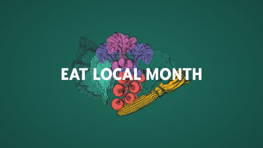 Image for Celebrate Eat Local Month