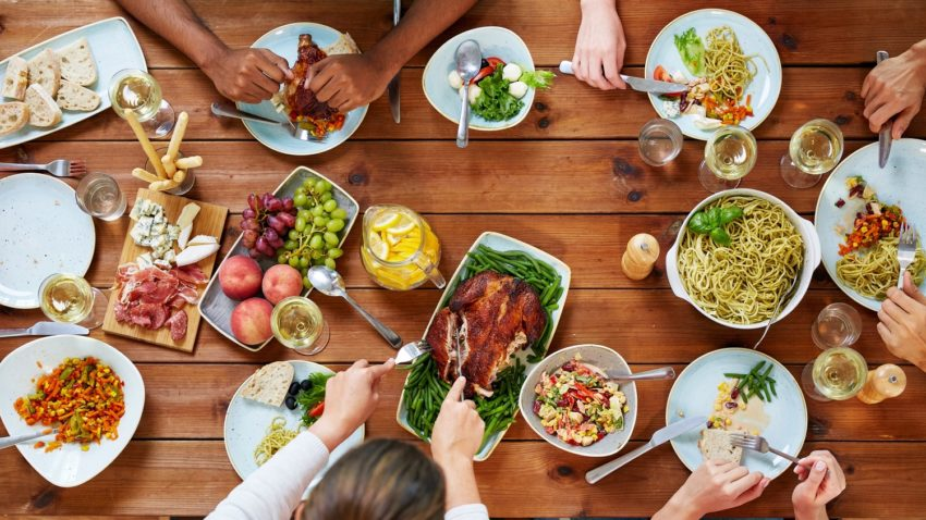 Image for Celebrate Family Meals Month