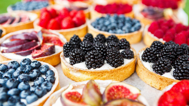 Image for Fruit Tarts