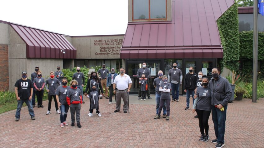 Image for December Positive Change: Hallie Q. Brown Community Center