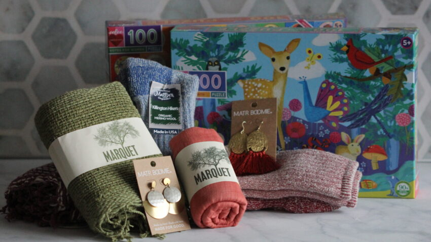 Image for Virtual Event – Fair-Trade Gift Review