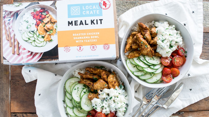 Image for Introducing: Local Crate Meal Kits