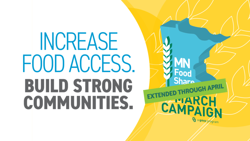 Image for March & April Positive Change: <br> Minnesota FoodShare