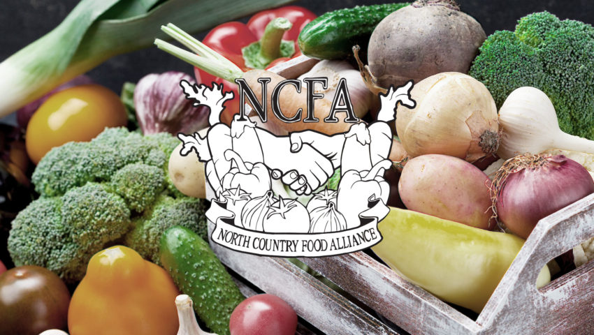 Image for August Positive Change: North Country Food Alliance