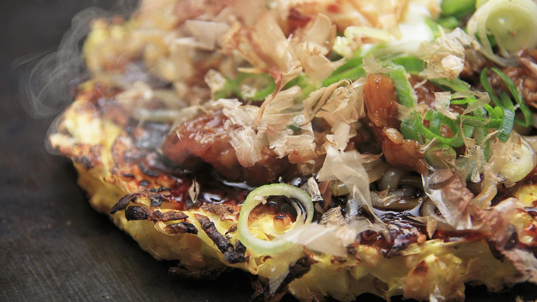 Image for Japanese Cooking: Okonomiyaki