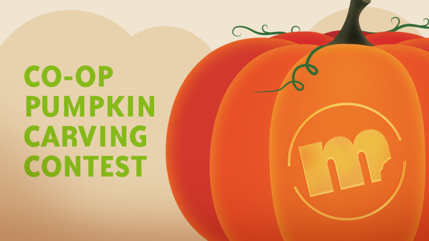 Image for Co-op Pumpkin Carving Contest