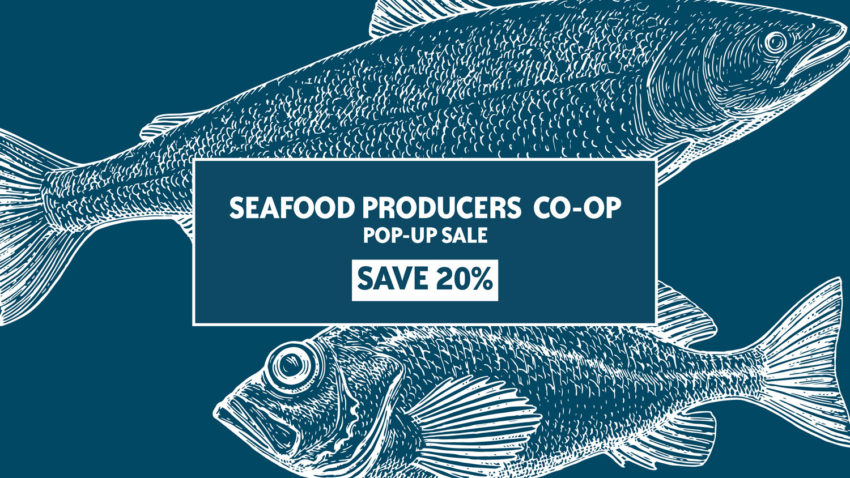 Image for Pop-up Sale: Seafood Producers Co-op