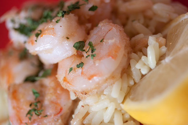 Image for Shrimp and Cabbage Fried Rice