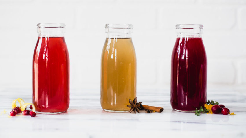 Image for DIY Gifts: Homemade Simple Syrups