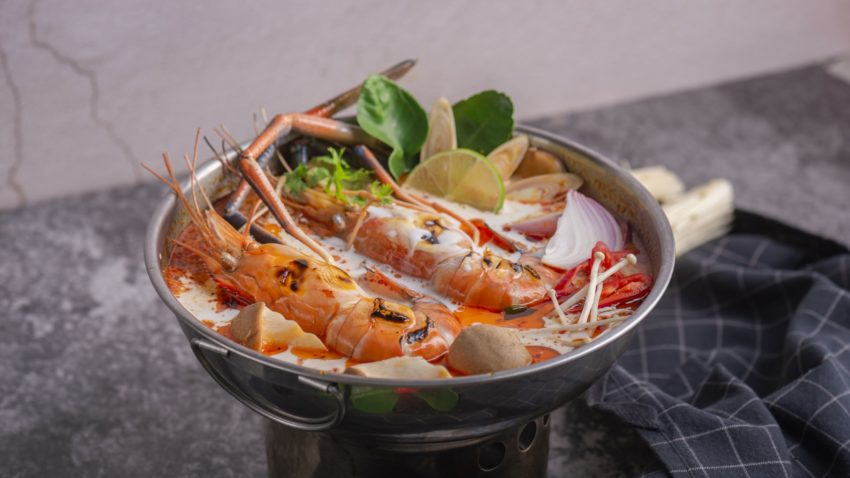 Image for Thai Cooking: Hot Pot