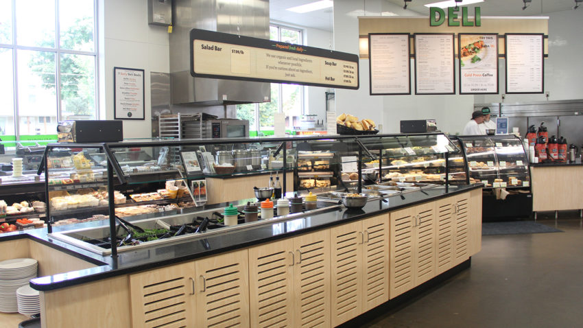 Image for West 7th Store Deli Remodel