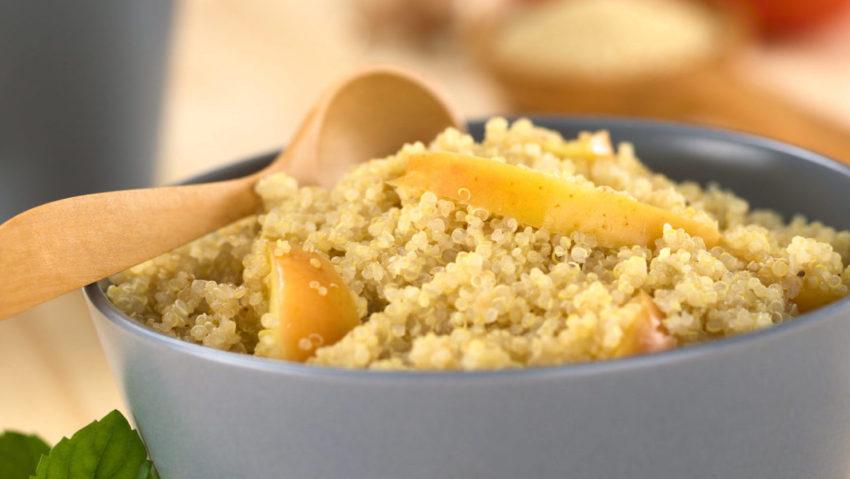 Image for Apple Cinnamon Quinoa Cereal