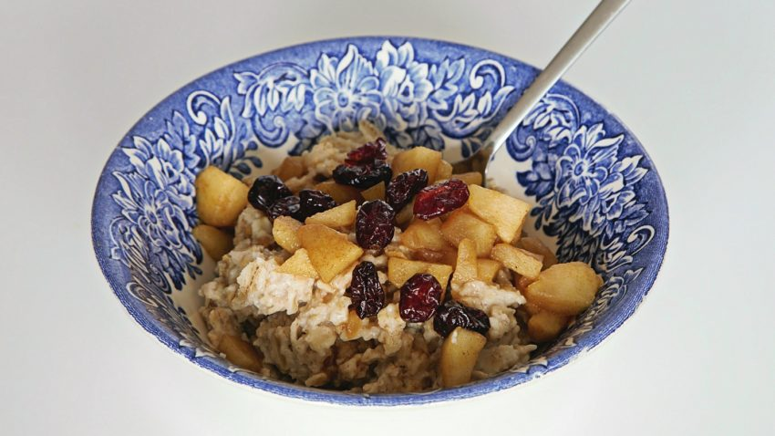 Image for Coconut & Apple Rice Pudding