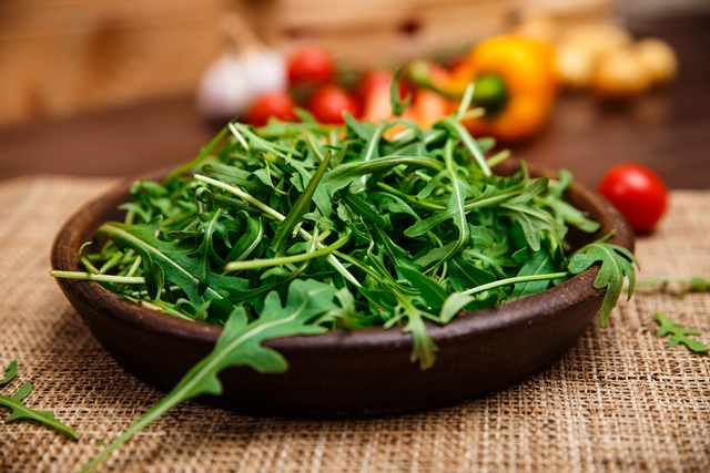 Image for Arugula Apple Salad