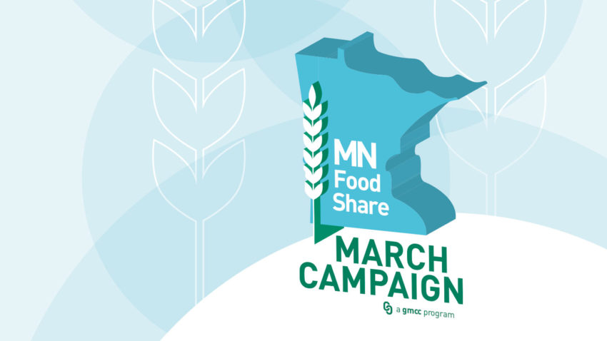 Image for March Positive Change: 2019 MN FoodShare March Campaign