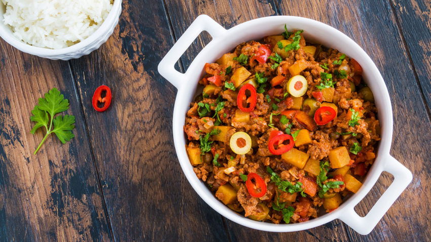 Image for Cuban-Style Beef Picadillo