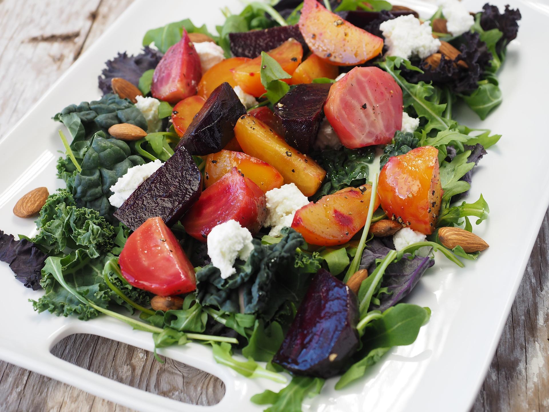 Image for Avocado & Golden Beet Salad
