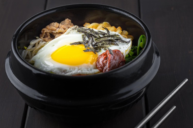 Image for Chicken & Vegetable Bibimbap