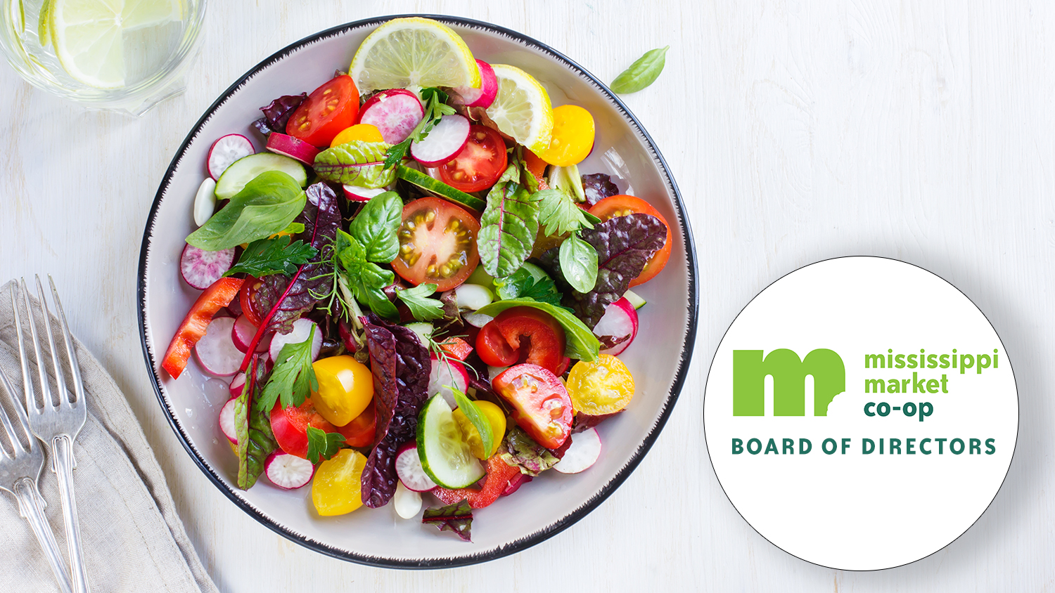Image for Virtual Event – What's Cooking with the Board?