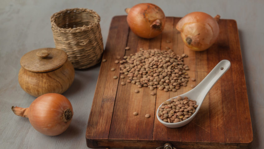 Image for Budget Cooking: Berbere Lentils & Greens