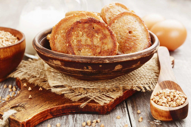 Image for Buckwheat Pancakes