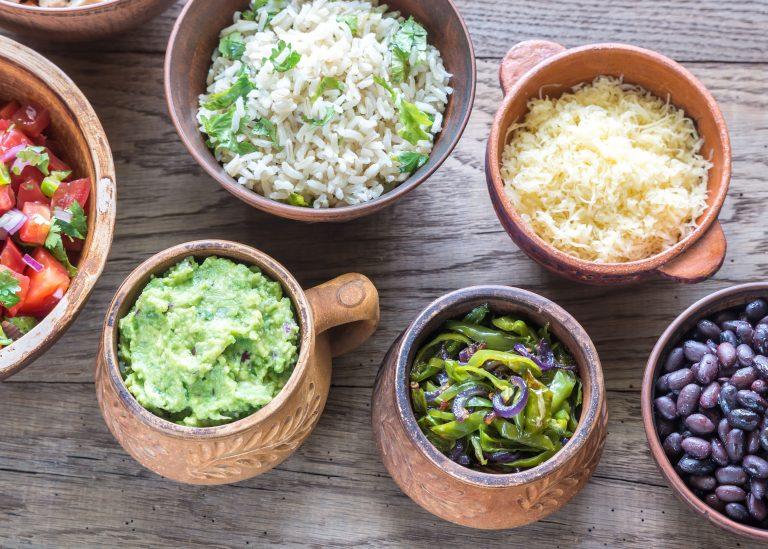 Image for Shrimp Burrito Bowl