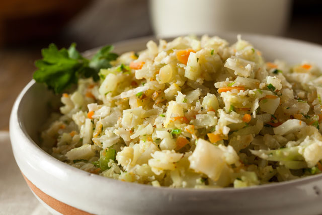 Image for Cauliflower Fried Rice