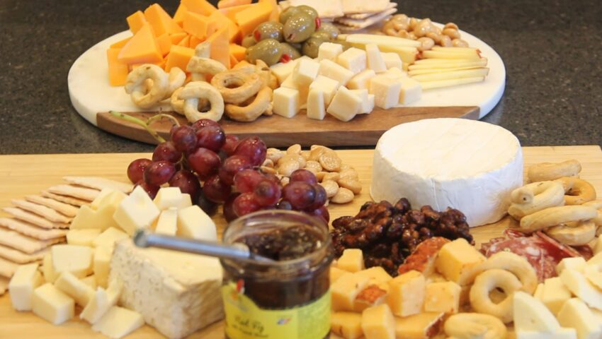 Image for Building a Beautiful Charcuterie Board