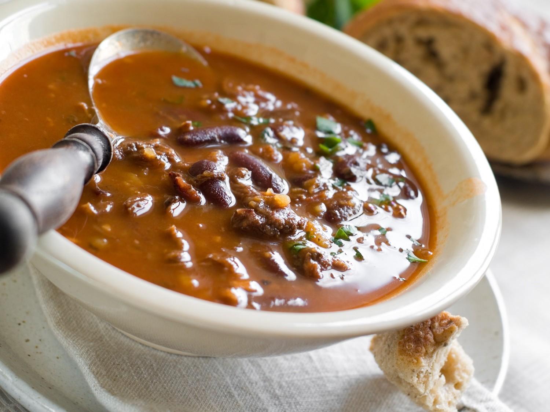 Image for Bean & Quinoa Chili