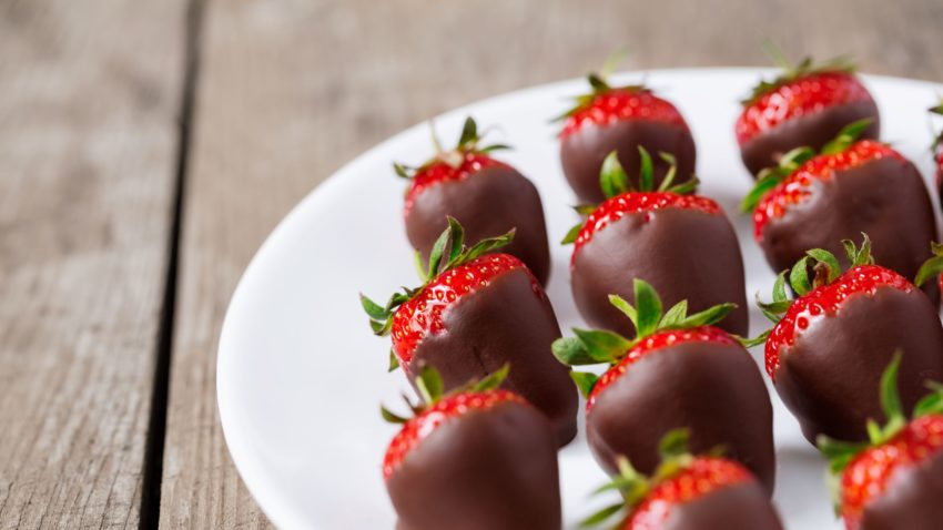 Image for Chocolate Dipped Strawberries