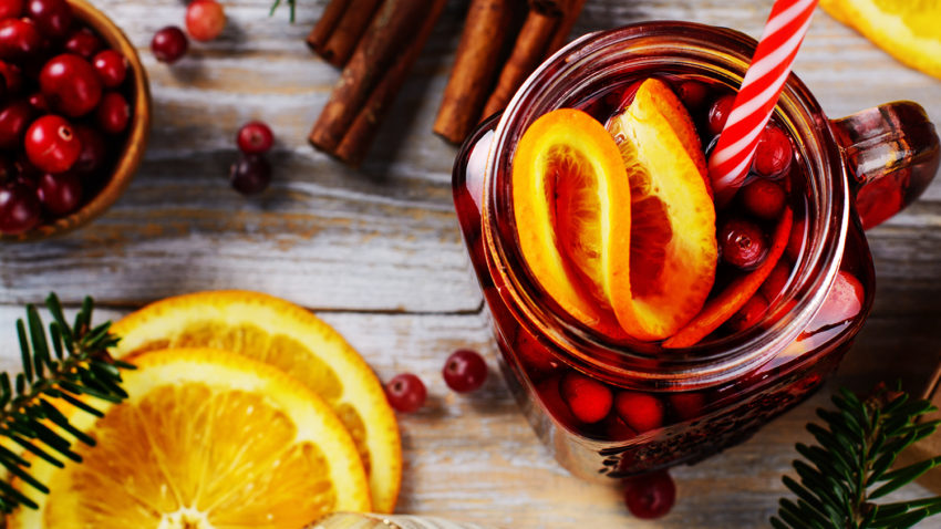 Image for Cocktail Recipes with DIY Simple Syrups