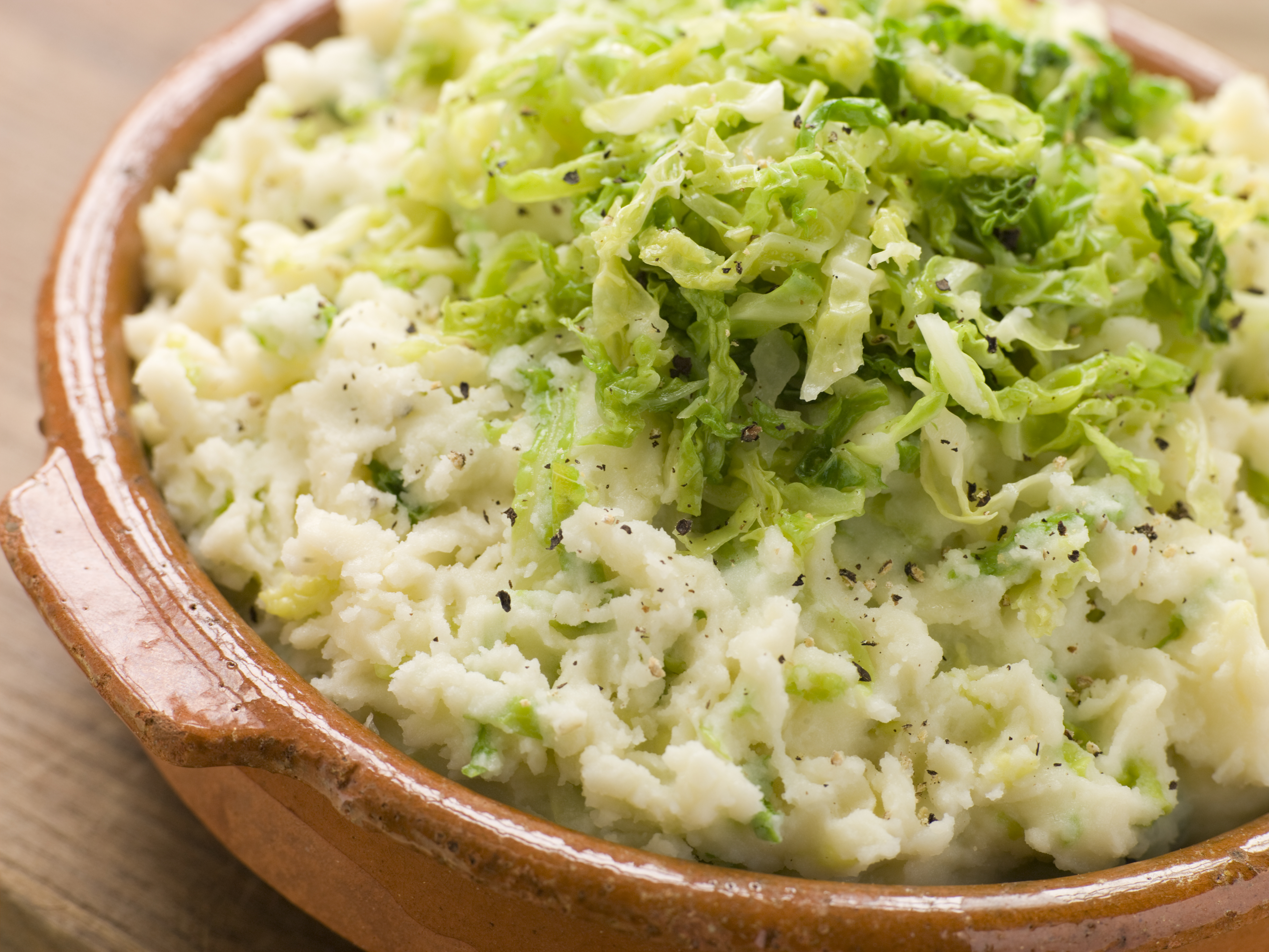 Image for Vegan Colcannon
